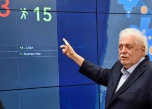 Coronavirus: un informe internacional anticipa el pico de casos en Argentina para la cuarta semana de mayo