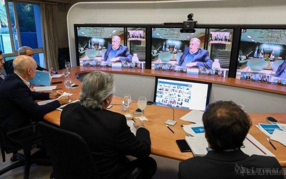 Nación transfirió a Corrientes $734 millones no reintegrables