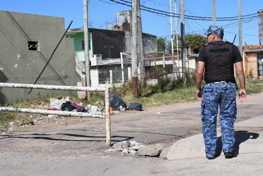 Policía de Alvear seguirá aislado pero debido a que tiene dengue