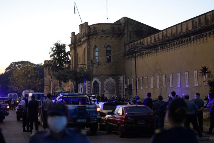 Muerte en cárcel de Corrientes: Jueza confirmó que el interno recibió 10 balazos, tres de ellos de plomo
