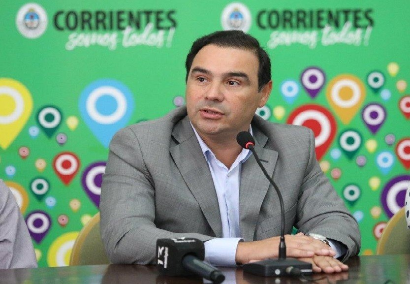 Extensión de cuarentena: Valdés adelantó que podrán abrir locales comerciales minoristas en Corrientes