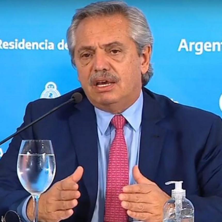 Alberto enfurecido con el Central, la ANSES y el sindicato bancario