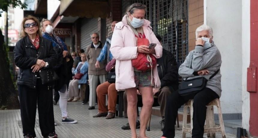 En una reunión de urgencia en Olivos definen un nuevo cronograma para el cobro de las jubilaciones en medio del coronavirus