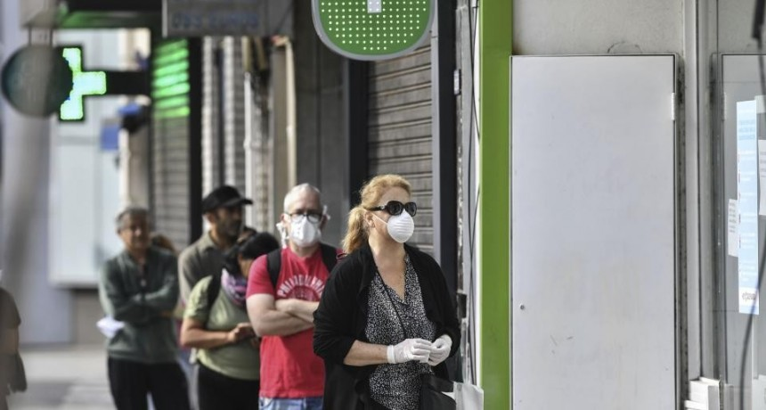 Coronavirus en Argentina: 103 nuevos casos y 2 muertes