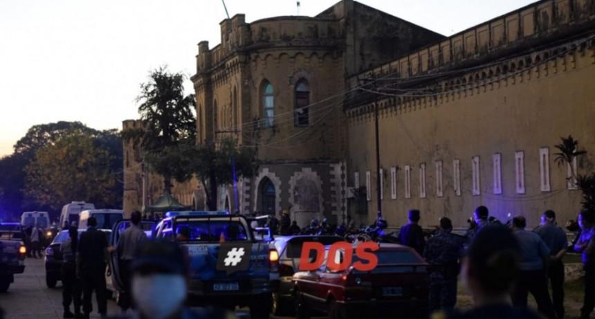 Corrientes: la muerte del interno se produjo por un disparo de la fuerza de seguridad