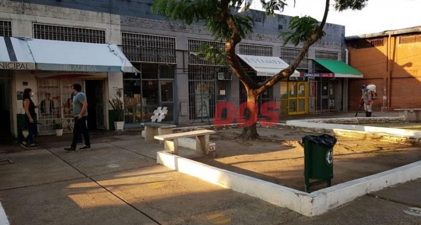 Coronavirus: activaron el protocolo por una trabajadora municipal de Corrientes