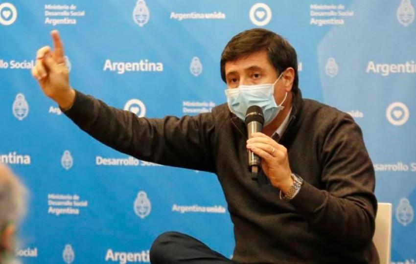 """Daniel Arroyo: """"La vuelta del IFE está descartada, pero vamos a acompañar a quienes lo necesiten"""""""