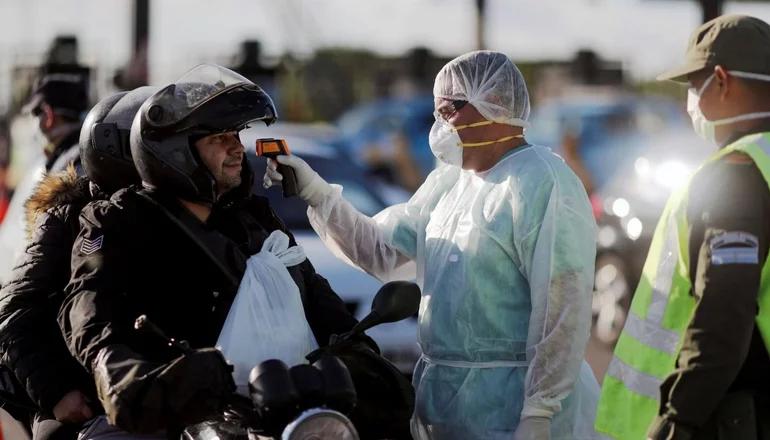 Reporte de Coronavirus: 297 muertos y 19.419 contagiados