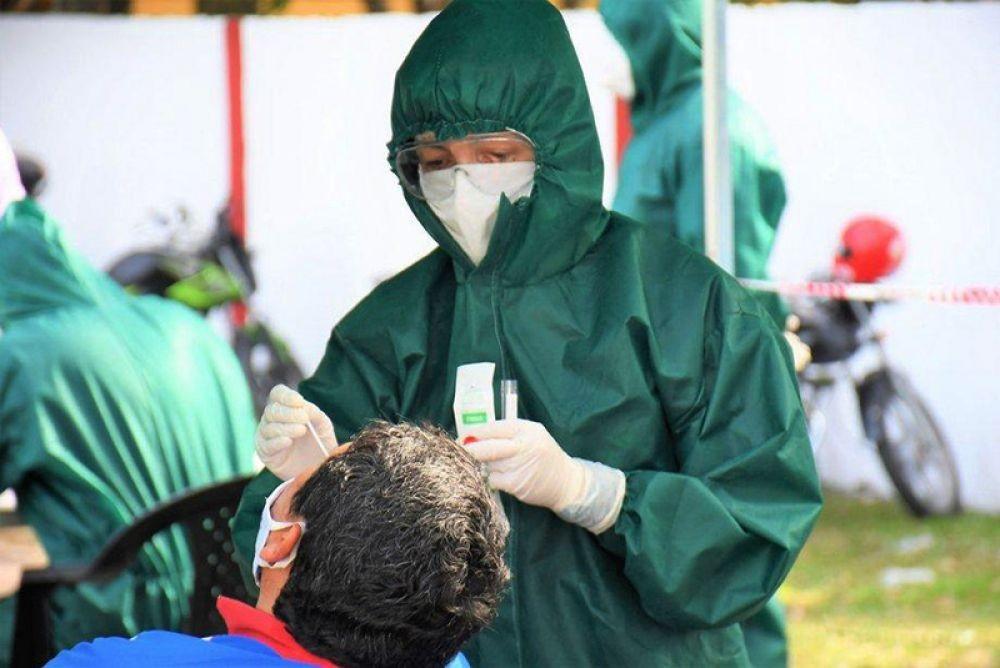Alerta del sector salud sobre el colapso del sistema sanitario: