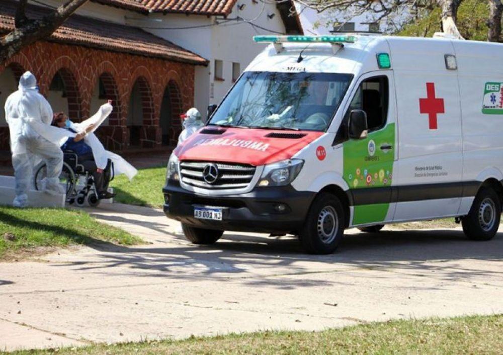 Corrientes registró 131 casos nuevos de COVID-19: 28 en Capital