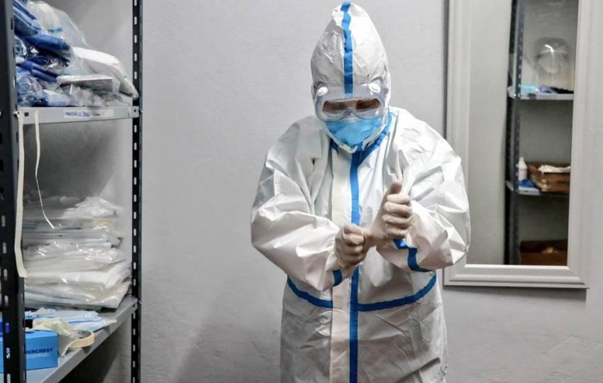 Corrientes: Está ocupado el 14% de los respiradores en el Hospital de Campaña