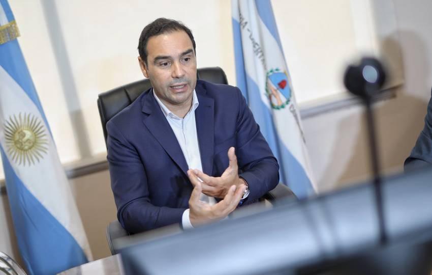 """Gustavo Valdés, sobre la segunda ola en Corrientes: """"No vamos a tomar medidas restrictivas generales sino por ciudades focalizadas"""""""