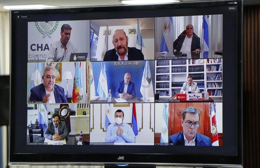 Restricciones en pandemia: Valdés, ausente en reunión del Norte Grande