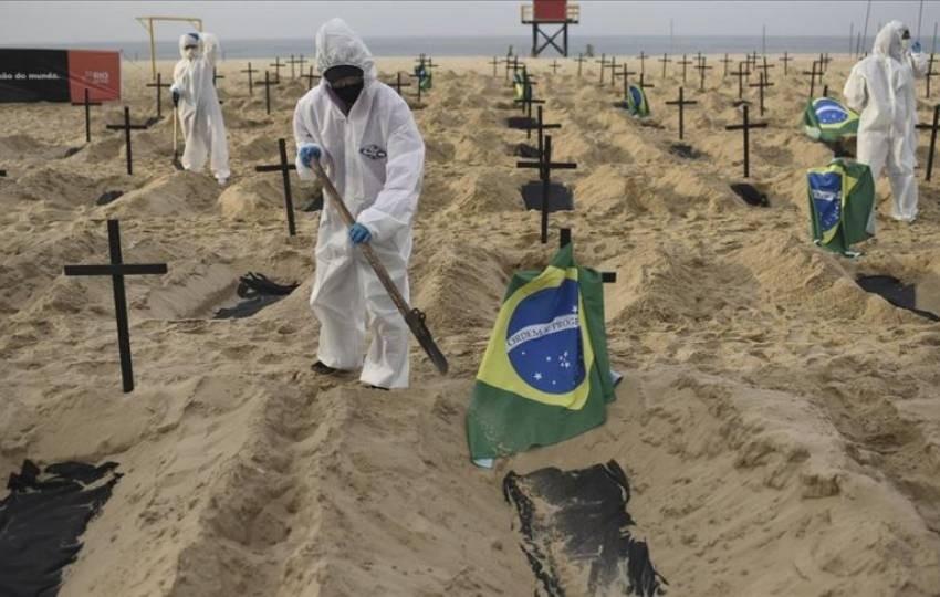Brasil: Un grupo de gobernadores pidió a la ONU ayuda humanitaria para luchar contra el coronavirus