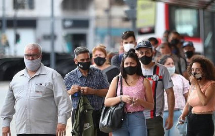 Otro domingo con alta cifra de contagios: más de 16.267 nuevos casos y 65 muertes