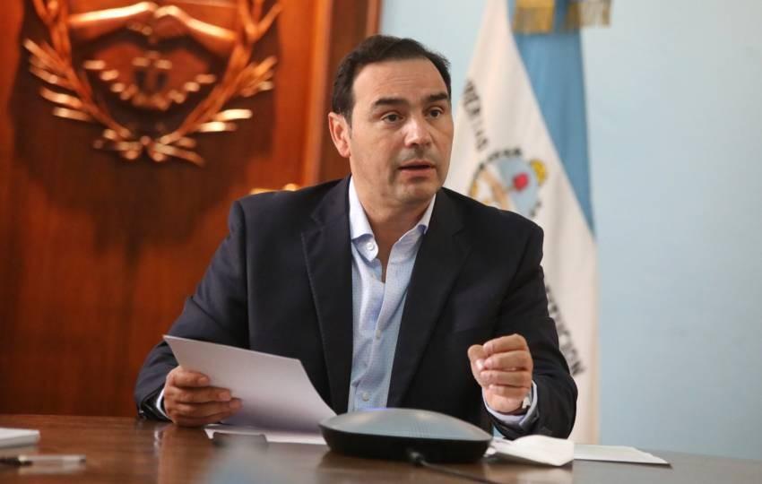 """Coronavirus: Gustavo Valdés destacó que """"Nación está haciendo un gran esfuerzo para conseguir más vacunas"""""""