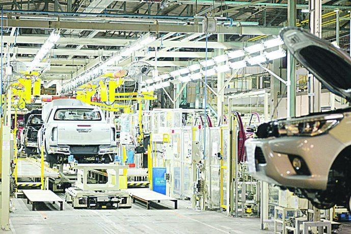 Aseguran que la actividad industrial creció 4,3% el primer trimestre del 2021