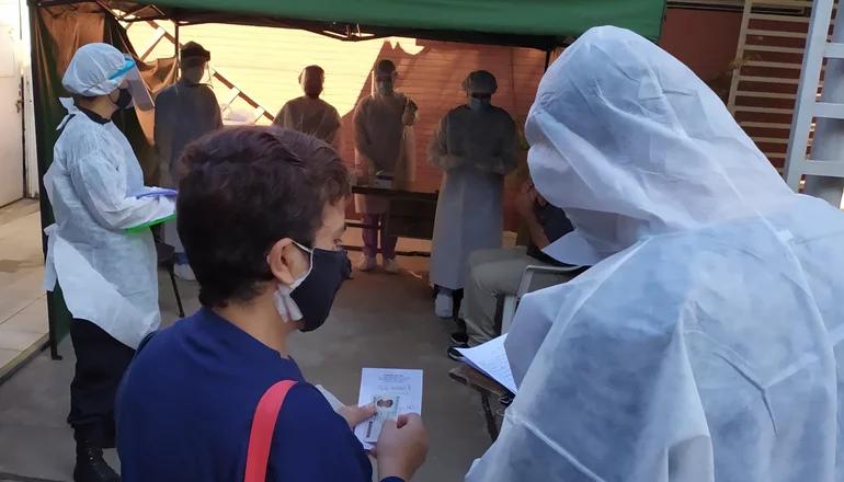 Detectaron 7 casos con variantes de Río, Manaos y Reino Unido: hay un muerto