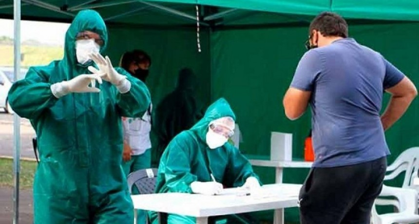 Nuevo récord: Corrientes registró 663 nuevos casos de coronavirus en las últimas 24 horas