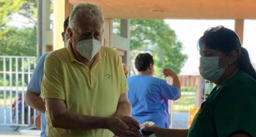 Corrientes acumula 2451 casos activos y 196 pacientes internados con COVID-19