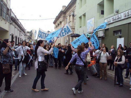 Suteco pide más diálogo local tras acuerdo Provincia-Nación