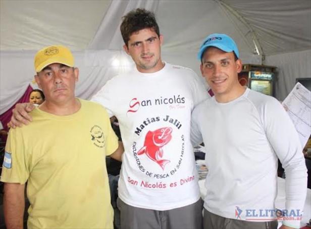 La barra de Luján ganó el concurso y un pescador de Chaco obtuvo la pieza mayor