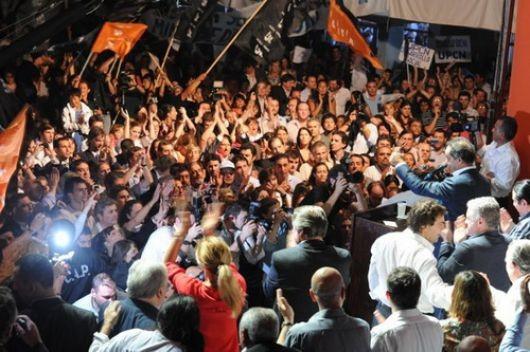 Sindicatos peronistas apoyan el proyecto Scioli 2015