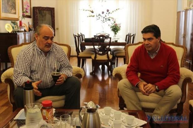 Funcionarios provinciales van a Buenos Aires para apurar obras y destrabar fondos