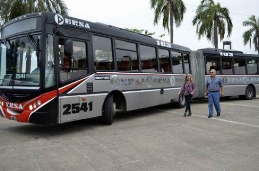 Notorias mejoras se anunció para el transporte urbano