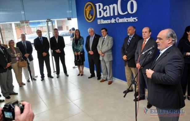 Con millonaria inversión provincial, el Banco de Corrientes inauguró nuevo centro de pago