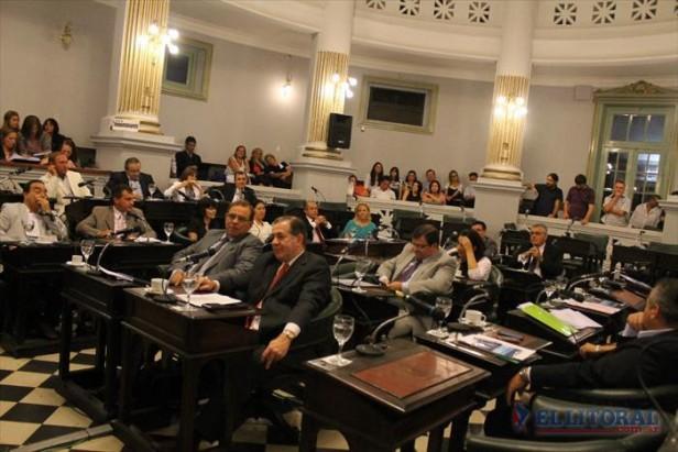 Diputados sesiona hoy con un pedido del PJ de aplazar la definición del secretario
