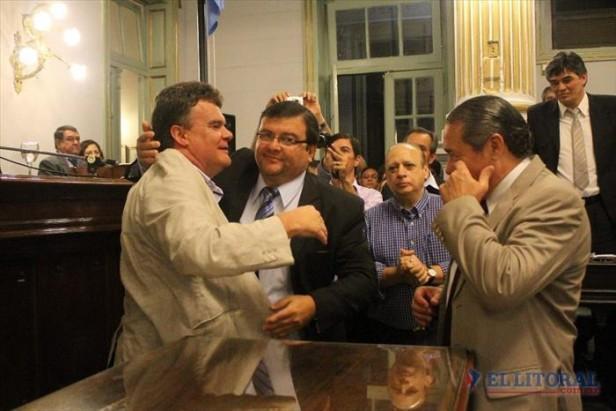 Un cargo en Diputados dividió al PJ y fortaleció al oficialismo