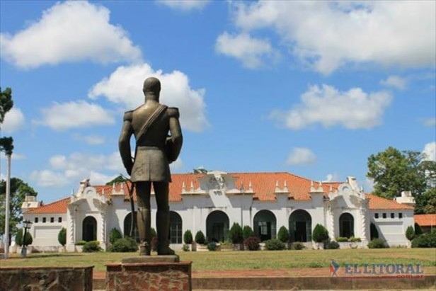 Diputados aprobó un proyecto que prevé el traslado de los restos de San Martín a Yapeyú
