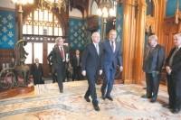 Argentina fue invitada por Rusia a la cumbre del Grupo BRICS en Brasil
