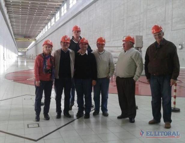 Yacyretá: piquete a diputados nacionales en reclamo de obras