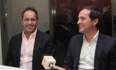 Scioli, Camau y Capitanich se muestran con Ríos de cara a 2015
