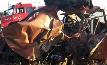 Fatal accidente de tránsito en San Pedro deja ocho muertos