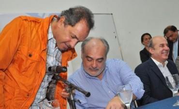 Colombi y Scioli avanzaron en acuerdos con clave de plataforma electoral 2015