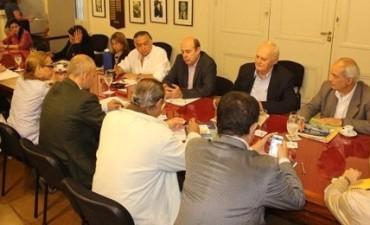 El Consejo Consultivo definió avanzar en la cuestión educativa en Corrientes