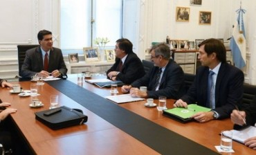 Avanzan acuerdos de Corrientes con la Nación