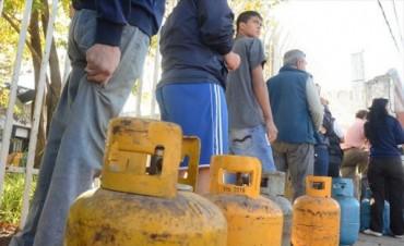 Nación se comprometió a intervenir en el abastecimiento de garrafas sociales