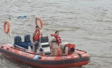 """""""Trapito"""" se arrojó al Río luego de una discusión con el dueño de una camioneta"""