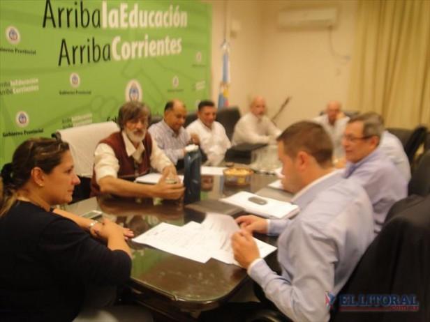 Educación: avanza el trabajo en la Comisión de Nomenclador Docente