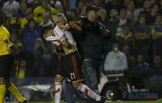 Si se aplica el artículo 23, Boca perderá el partido y River se clasificará a cuartos