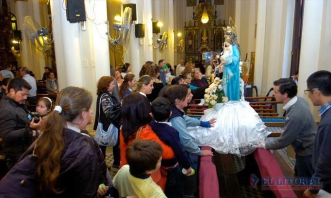 Fiesta patronal de la Santísima Cruz de los Milagros