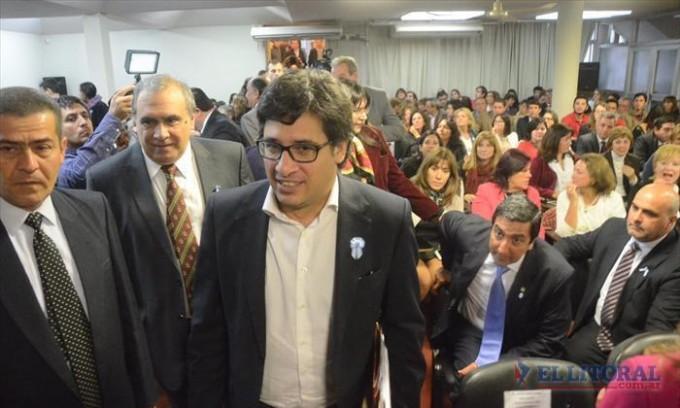 """Garavano: """"La Justicia tiene una deuda con la sociedad"""""""