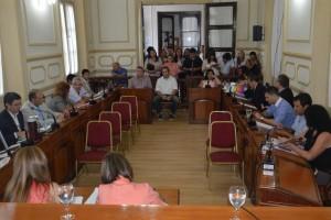 El FPV apura acuerdos con ECO para tratar la emergencia económica