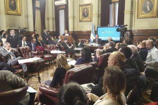 ECO no acompañó en el Congreso el pedido de Macri contra la Ley Antidespidos