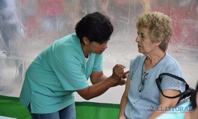 Gripe: varios hospitales están casi al tope de pacientes con afecciones respiratorias