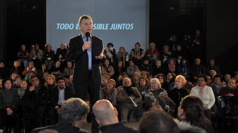 Dos gobernadores peronistas respaldaron el pago de juicios a jubilados que anunció Macri